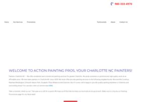 actionpaintingnc.com