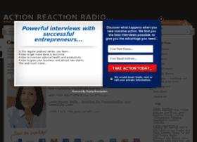 actionreactionradio.com