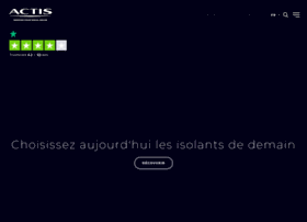 actis-isolation.com