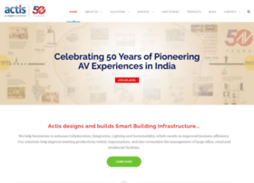 actis.co.in