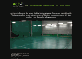 actisportsarena.com