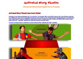 activatedstorytheatre.com