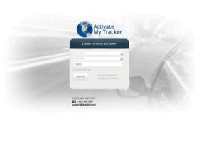 activatemytracker.com