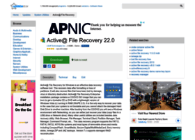 active-file-recovery.updatestar.com
