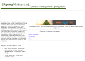 active-sports-equipment.shoppingvariety.co.uk