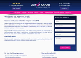 activeaerials.co.uk