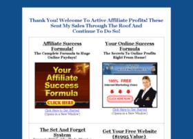 activeaffiliateprofits.com