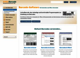 activebarcode.de