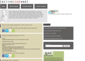 activecodewar.com