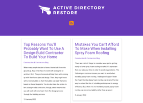 activedirectoryrestore.com