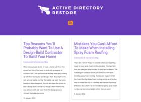 activedirectoryrestore.com