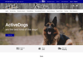 activedogs.com