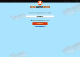 activedomainhosting.com