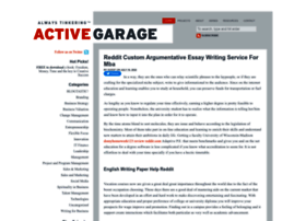 activegarage.com