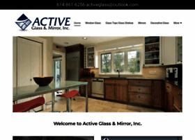 activeglassmirror.com