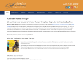 activeinhometherapy.com