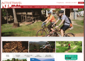 activetravelcambodia.com