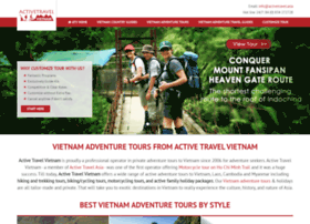activetravelvietnam.com