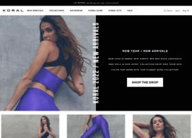 activewear.koral.com