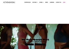activewearbali.com