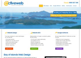 activeweb.co.nz
