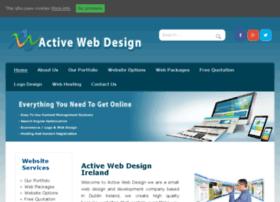 activewebdesign.ie