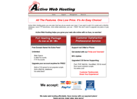 activewebhosting.com