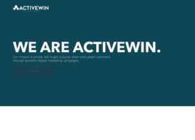 activewin.co.uk