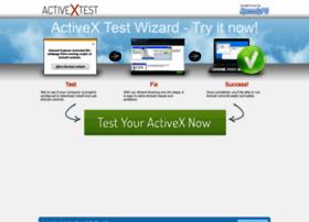 activextest.com