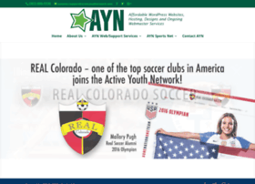 activeyouthnetwork.com