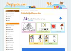 actividades.chiquipedia.com