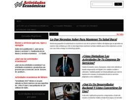 actividadeseconomicas.org