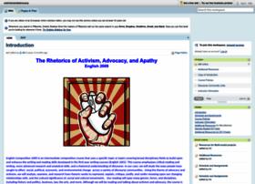 activismandadvocacy.pbworks.com