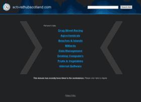 activisthubscotland.com