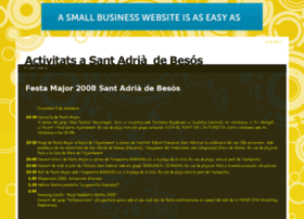 activitatssantadria.webs.com