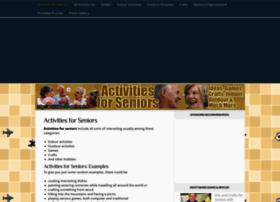 activities-for-seniors.info