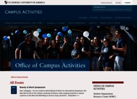 activities.cua.edu