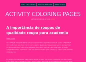 activitycoloringpages.com
