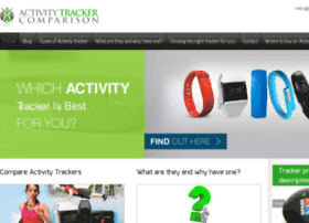 activitytrackercomparison.com