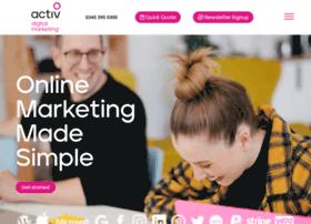 activwebdesign.com