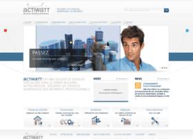 actiwatt.fr