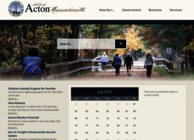acton-ma.gov