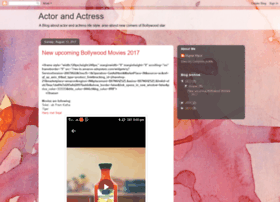 actoraactress.blogspot.in