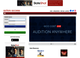 actorsaccess.com