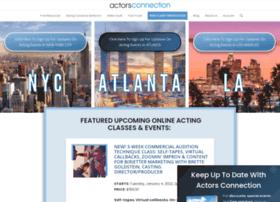 actorsconnection.com