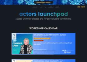 actorslaunchpad.com