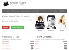 actorspages.org