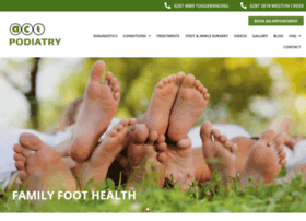 actpodiatry.com.au