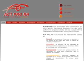 actprorh.com
