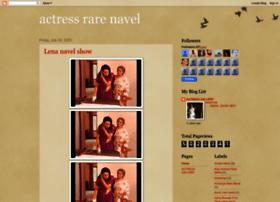 actressrarenavel.blogspot.com
